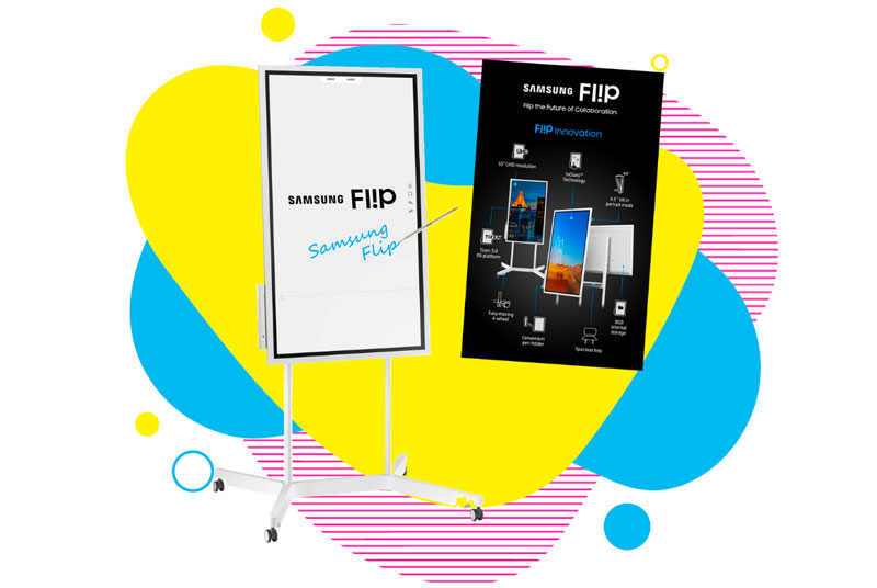 Monitor Mobile Samsung Flip